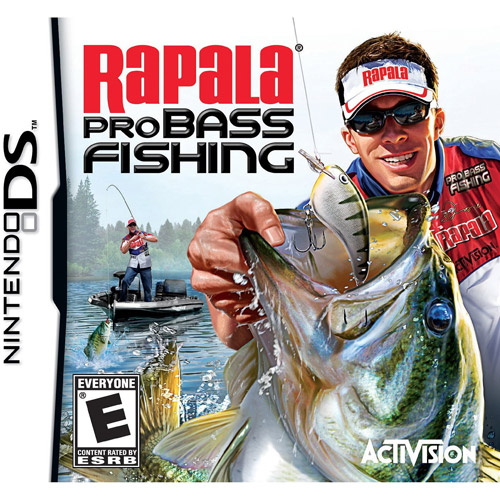 Rapala Pro Bass Fishing 2010 (DS) - Pre-Owned