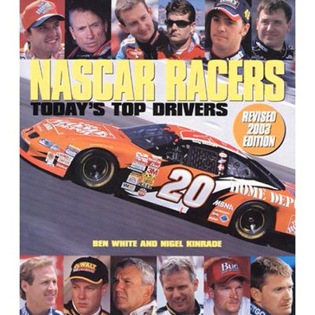 NASCAR Racers : Today's Top Drivers - Nascar Driver Halloween