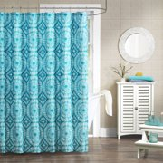 Home Essence Apartment Lisa Microfiber Shower Curtain