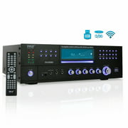 Best Home Receivers - PYLE PD1000BA - Bluetooth Home Theater Preamplifier Review