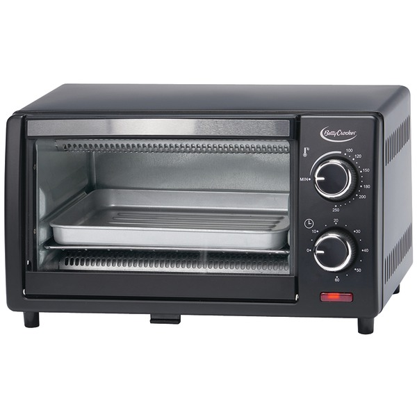 Betty Crocker BC-1664CB 9L Toaster Oven