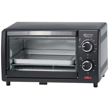BETTY CROCKER BC-1664CB 9-Liter Toaster Oven by