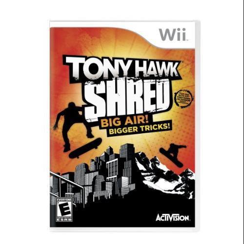 Activision Tony Hawk:shred [sw][street 10/26] (wiiact84050)