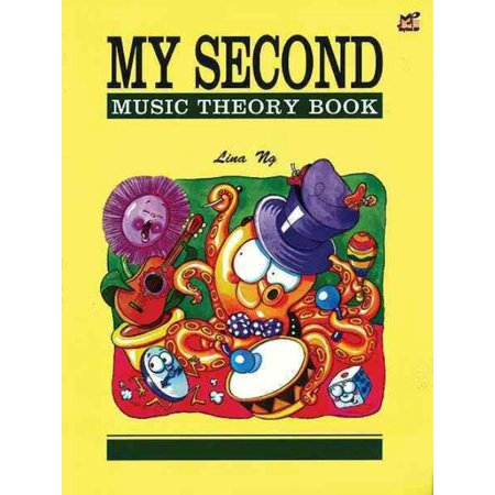 My Second Music Theory Book