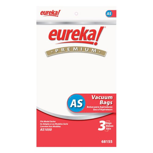 Eureka Style AS Vacuum Bag (Set of 3)