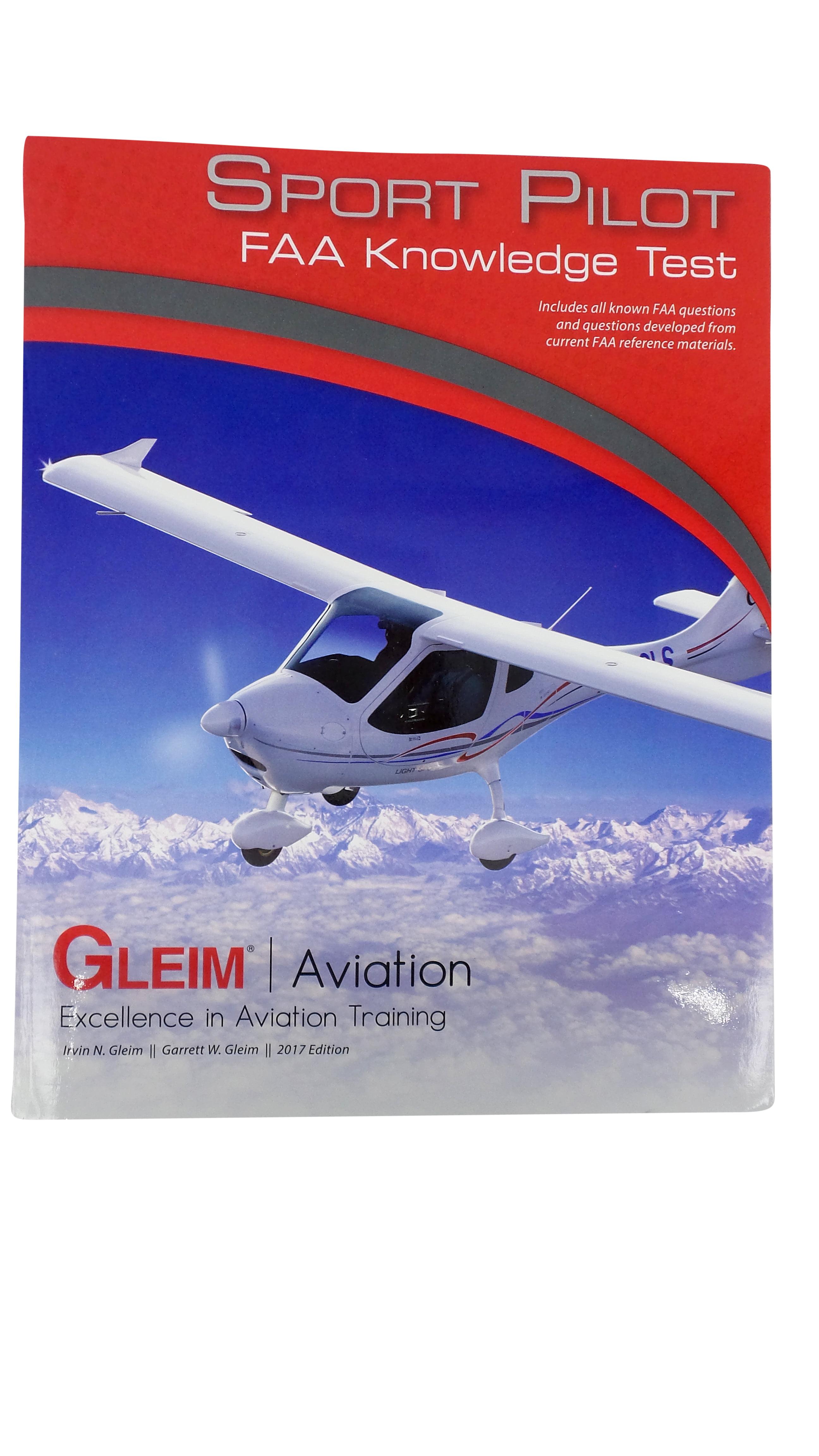 Gleim 2018 Sport Pilot FAA Knowledge Test - Walmart com