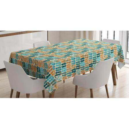 4a4a21198d26e Flip Flop Tablecloth
