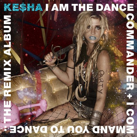 I Am The Dance Commander + I Command You To Dance: The Remix (CD) - Halloween Remix Dance Music