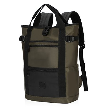 ecf53146f1aa Hynes Eagle Water Resistant Urban Laptop Backpack 15.6 inch