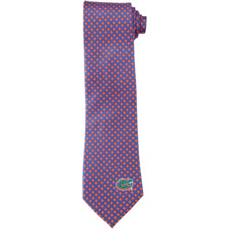 Florida Gators Diamante Print Silk Tie - No Size ()