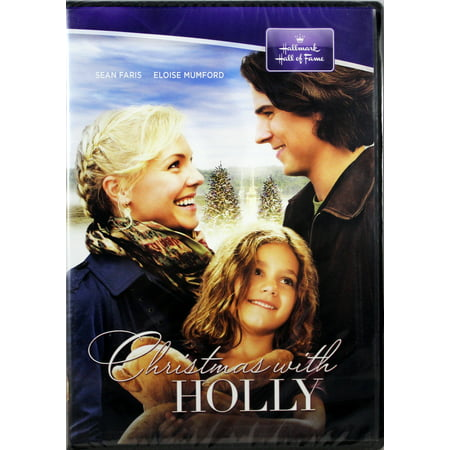 Christmas With Holly NEW DVD Hallmark Hall of Fame Sean Faris Eloise (Golf Hall Of Fame)