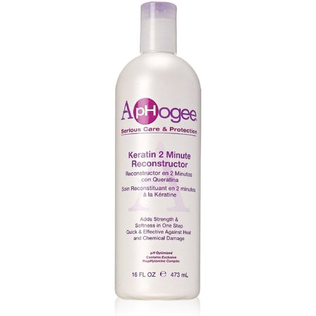 Aphogee Intensive Two Minute Keratin Reconstructor 16 oz
