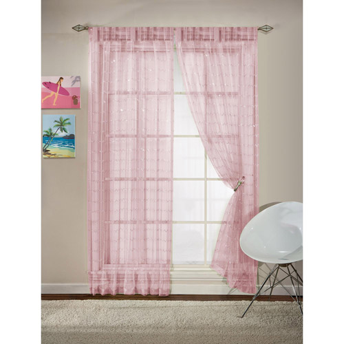 your zone glitz curtain panel