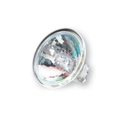ushio 50w 24v mr16 gu5 3 halogen bulb. Black Bedroom Furniture Sets. Home Design Ideas