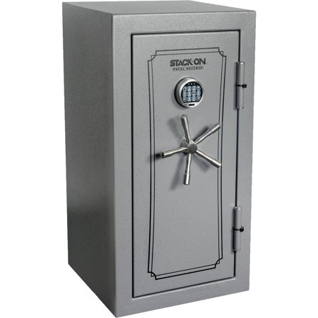 Executive Safe (Executive with Elec. Lock, Fire Rated 90 Min/1400 Degrees, Gray Pebble )