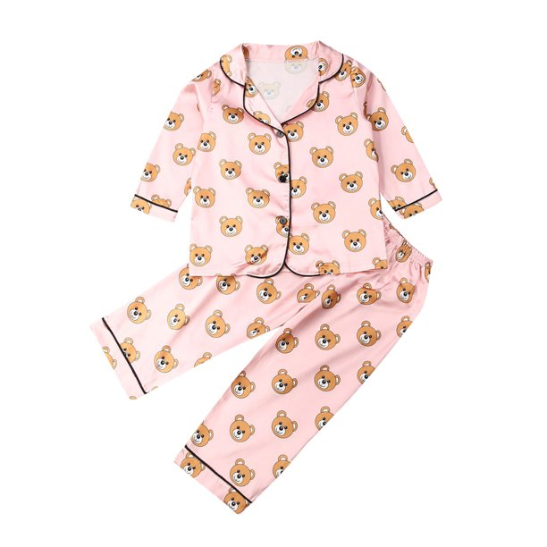 LADY-S COLLECTION PAJAMA SET - SILKY MIRACLE