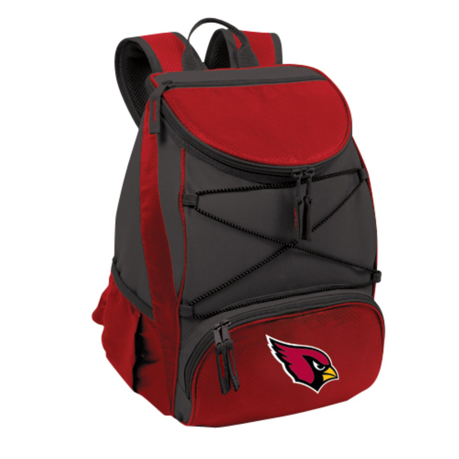 Picnic Time PTX Cooler, Black Arizona Cardinals Digital Print