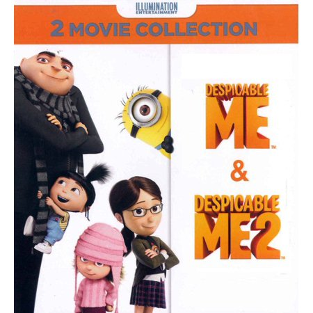Despicable Me: 2-Movie Collection (DVD)](Edith Despicable Me)