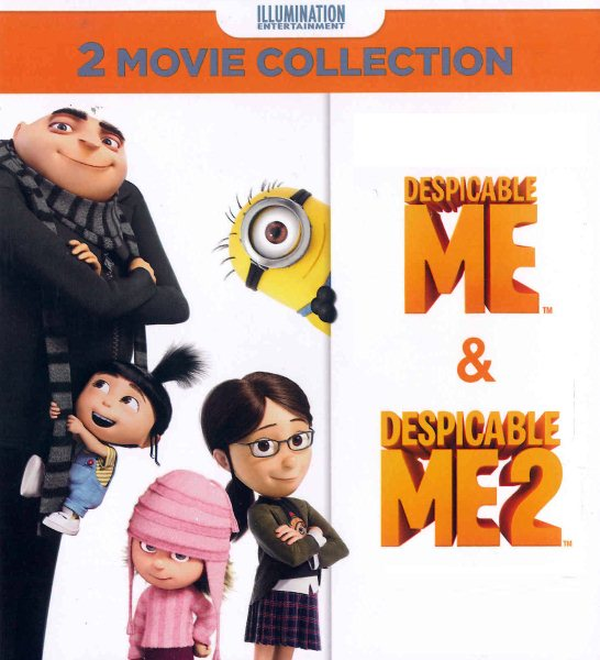 Despicable Me: 2-Movie Collection (DVD)