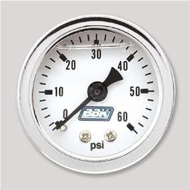 BBK PERF 1617 Fuel Pressure Gauges - image 2 de 2