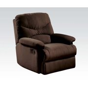 Arcadia Recliner (Motion) in Chocolate Microfiber 00632