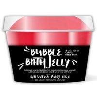 My Beauty Spot Red Velvet Swirl Cake Bubble Bath Jelly