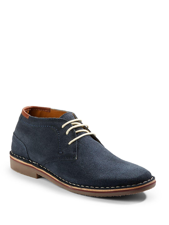 Desert Sun Leather Shoes