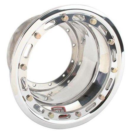 Weld Micro Sprint Magnum Wheel Half, Beadlock, 10 x 6