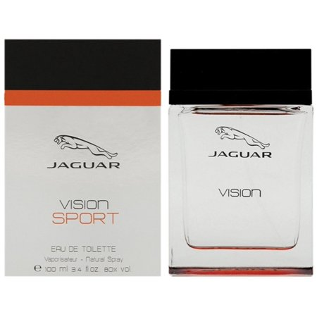 4 pack jaguar vision sport eau de toilette spray for men. Black Bedroom Furniture Sets. Home Design Ideas