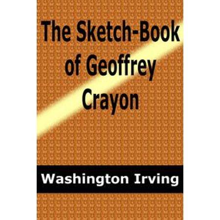 Gents Carbon - The Sketch Book of Geoffrey Crayon, Gent. - eBook