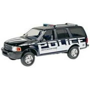 Ford Police Expedition 1:25 Scale Snap Together Model Kit