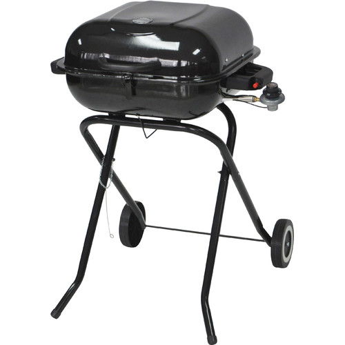 The Original Outdoor Cooker 18.5'' Portable Propane Gas Grill with Folding Legs