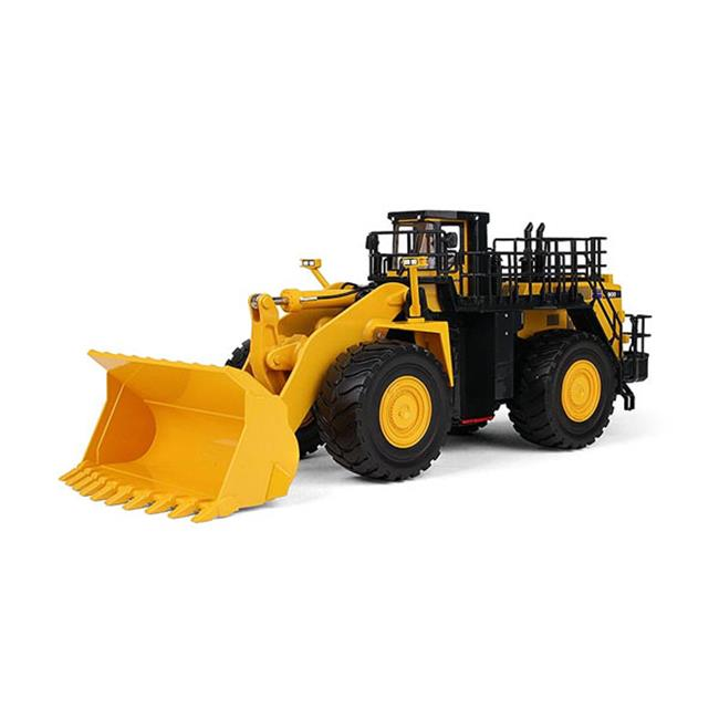 First Gear FIR50-3301 Komatsu WA900-3 Wheel Loader Diecast Metal Adjustable Loader by First Gear