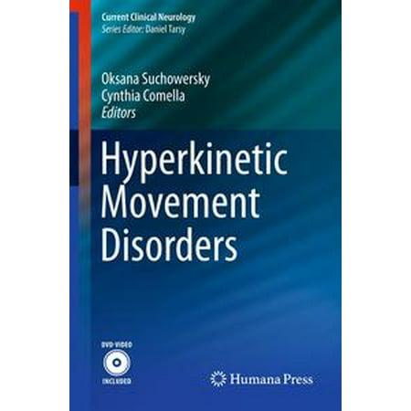 Hyperkinetic Movement Disorders - eBook