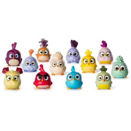 Angry Birds Hatchlings Figure  Series 1