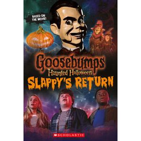 Haunted Halloween: Slappy's Return E-Book (Goosebumps the Movie 2) - eBook (Lizzie Kate Halloween Rules)