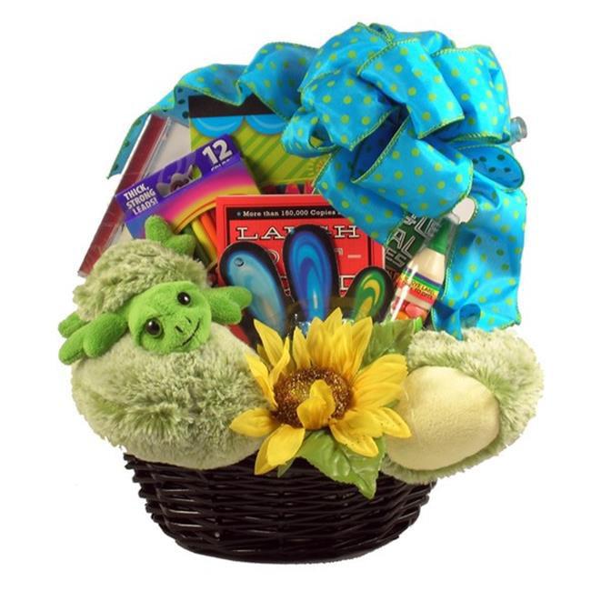 Gift Basket Drop Shipping KiOn Kids Only, Activity Gift Basket For Children