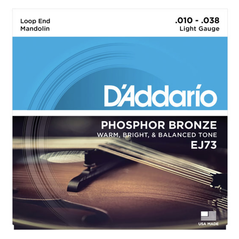 Strings, Mandolin Light Phos/Brz