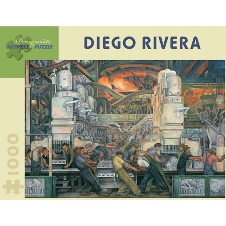 Diego Rivera Detroit Industry Puzzle](Diego Halloween Games)