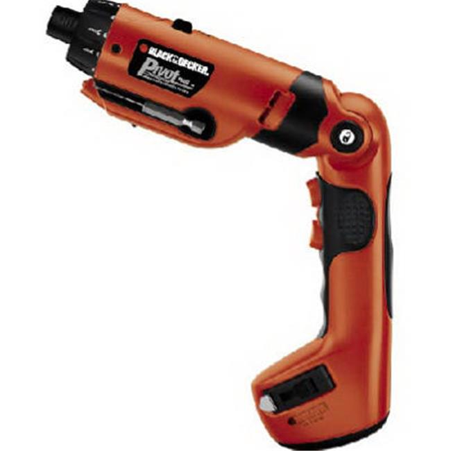 PD600 6V High Performance Cordless Screwdriver