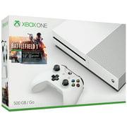 Xbox One S Battlefield 1 500 GB Bundle