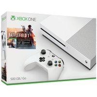 Xbox One S Battlefield 1 500 GB Bundle