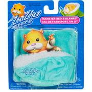 Zhu Zhu Pets Hamster Bed, Teal