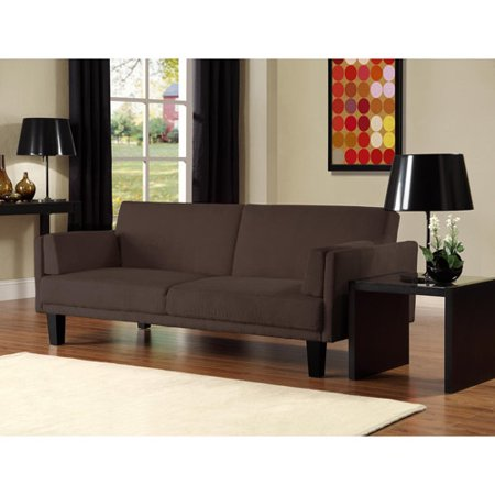 Metro Futon Sofabed Multiple Colors Walmart Com