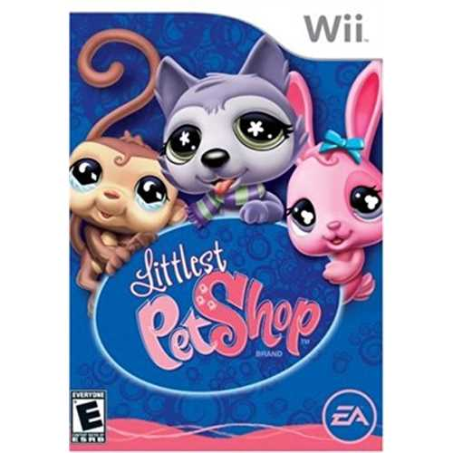 Littlest Pet Shop - Nintendo Wii