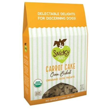 USDA OGNIC CARROT CAKE TRT 10Z