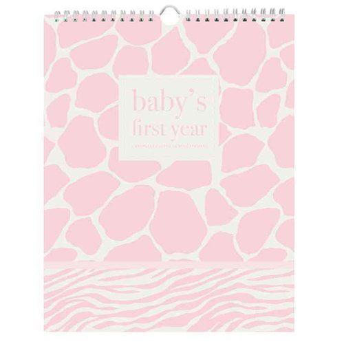 Giraffe Girl Calendar