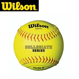 Wilson A9010 Collegiate Fastpitch Softball 12 inch .47 400 12.00in by Wilson Sports
