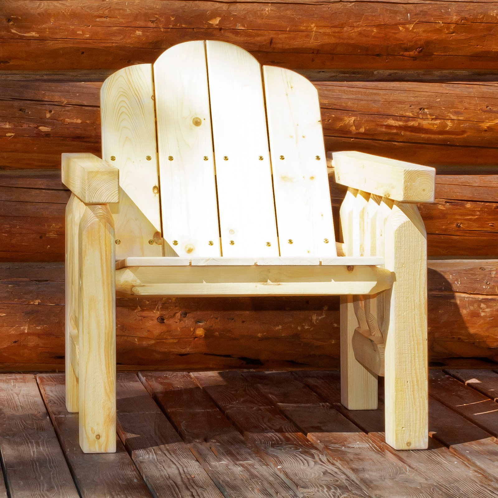 Montana Woodworks Homestead Deck Chair