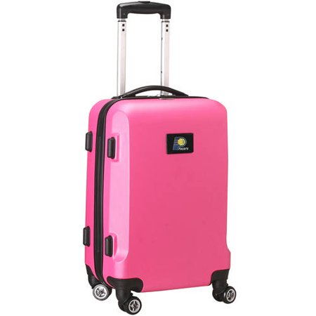 NBA® Mojo Hardcase Spinner Carry On Suitcase - Pink